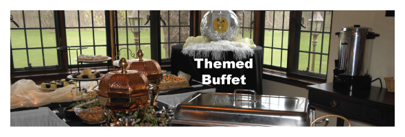 Buffet-Tables