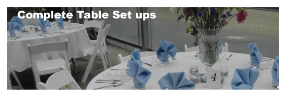 Table-Set-up