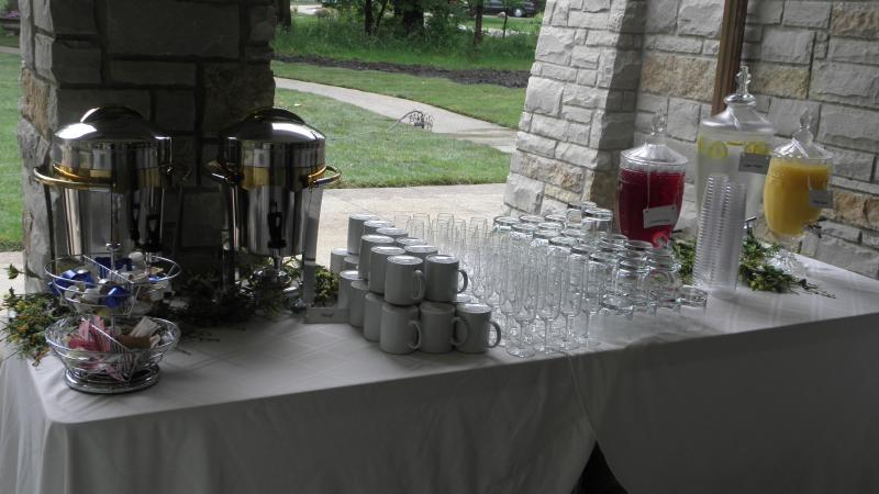 Coffee/Juice Service