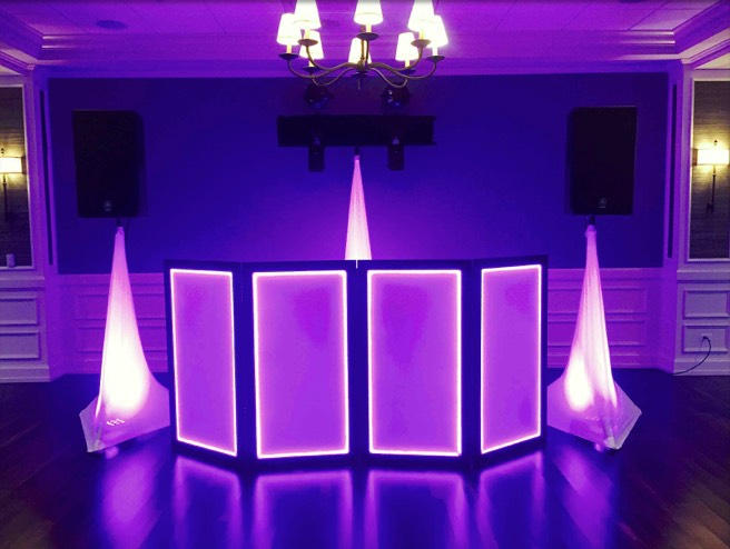 two lights services with dj s chauvet phase extras american units on quad wild light gig bar add packages all bill